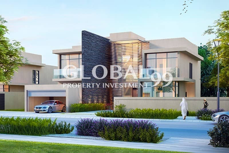 5 Years Free Service Charge + Zero ADM Fees   4BR