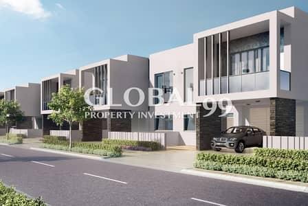 فیلا 3 غرفة نوم للبيع في جزيرة ياس، أبوظبي - Affordable Elegance for a 3BR+M Villa-Yas