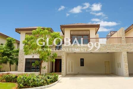 فیلا 5 غرفة نوم للايجار في جزيرة الريم، أبوظبي - A Peaceful Modern Lifestyle 5BR+M Villa