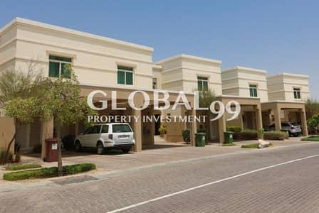 تاون هاوس 2 غرفة نوم للبيع في الغدیر، أبوظبي - Hot Deal Corner Prime Location+maid room