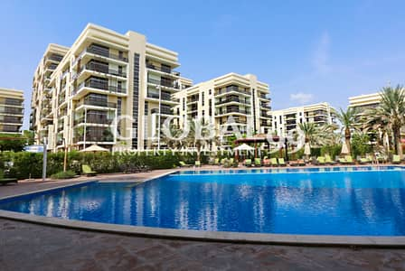 1 Bedroom Flat for Rent in Khalifa City A, Abu Dhabi - 1 BR Apt  up to 4 Cheques/ No Commission
