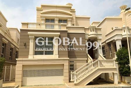 فیلا 4 غرفة نوم للايجار في قرية الفرسان، أبوظبي - 4BR Villa + Maids for rent in Al Forsan