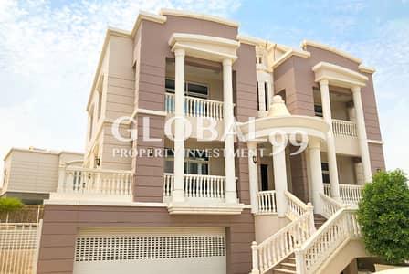 5 Bedroom Villa for Sale in Al Forsan Village, Abu Dhabi - 5BR Villa for sale in AlForsan with pool