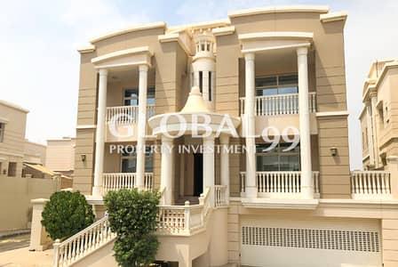 5 Bedroom Villa for Sale in Al Forsan Village, Abu Dhabi - 5BR Villa + Maids for sale in Al Forsan