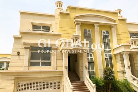 4 Bedroom Villa for Rent in Al Forsan Village, Abu Dhabi - Perfect Family Home 4BR Villa+M for rent