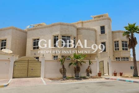 فیلا 6 غرفة نوم للايجار في آل نهيان، أبوظبي - A Place To Call Home 6+M for rent in al nahyan