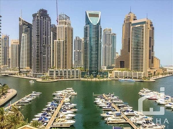 BEST 3bed+maids FURNISHED panoramic marina views