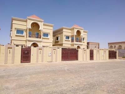 5 Bedroom Villa for Sale in Al Mowaihat, Ajman - Replace your rent by owning your own home now in the most upscale areas in ajmain.