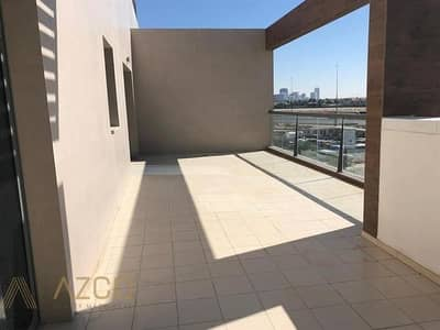 1 Bedroom Flat for Rent in Jumeirah Village Circle (JVC), Dubai - Elegant Finishing 1bhk with Massive Terrace in Oxford !! Call Now For Viewing
