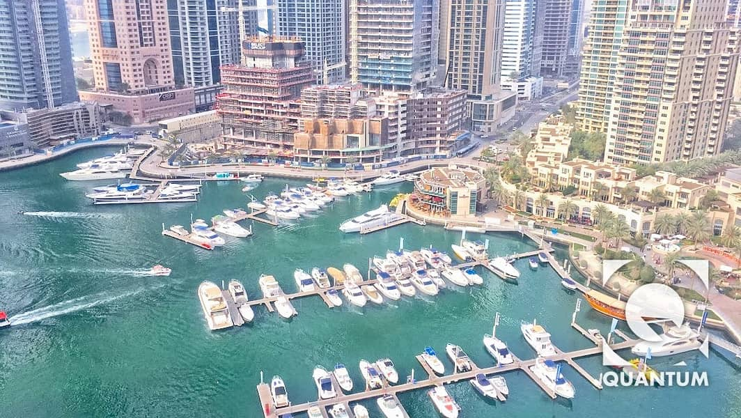 1 Full Marina View | High Floor |15th July
