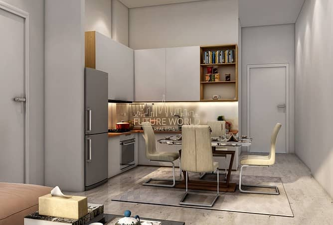 2 Hot Offer-Brand New Studio Fuly Furnished
