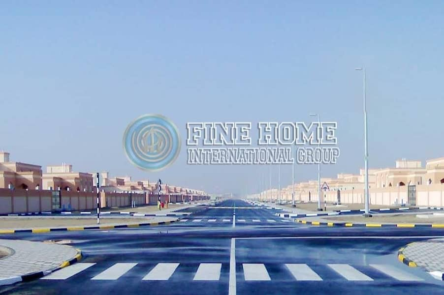 10 Superb Building in Mohamed Bin Zayed City
