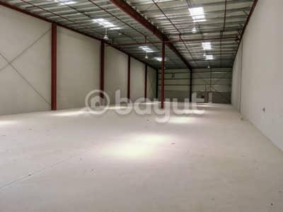 مستودع  للايجار في مجمع دبي للاستثمار، دبي - New Warehouse compound on Expo Street