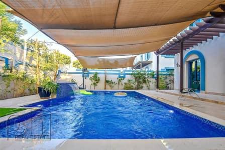 4 Bedroom Villa for Sale in Dubailand, Dubai - Private Pool|Extended Kitchen|Internal Location