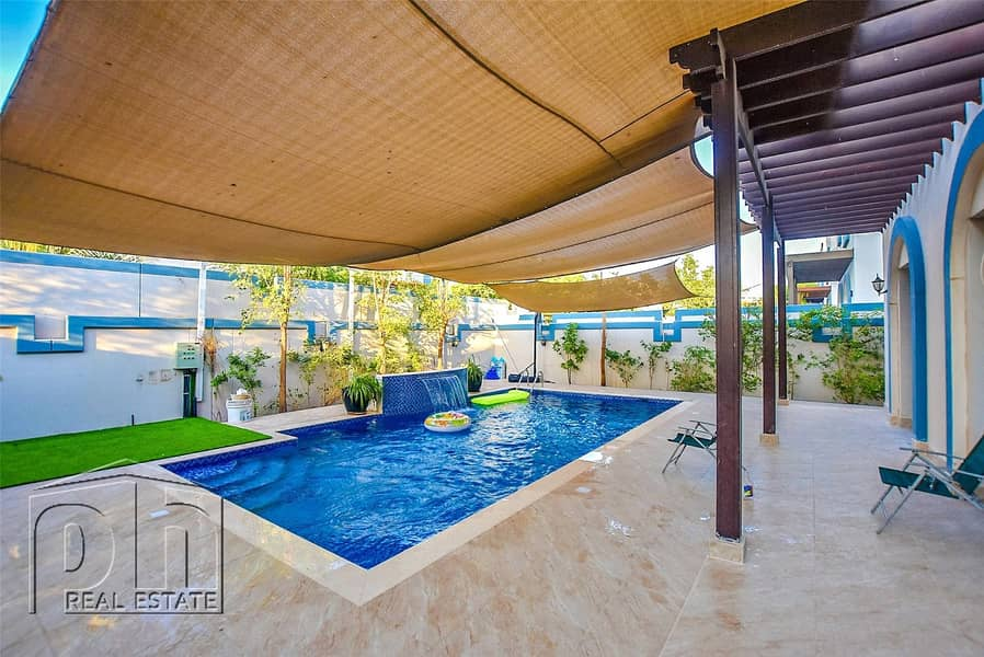 Private Pool|Extended Kitchen|Internal Location