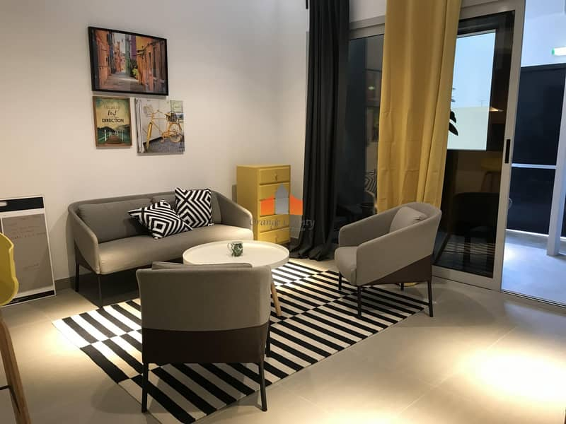 10 PAY AED 17000 and Book your Beautiful high end community apartment