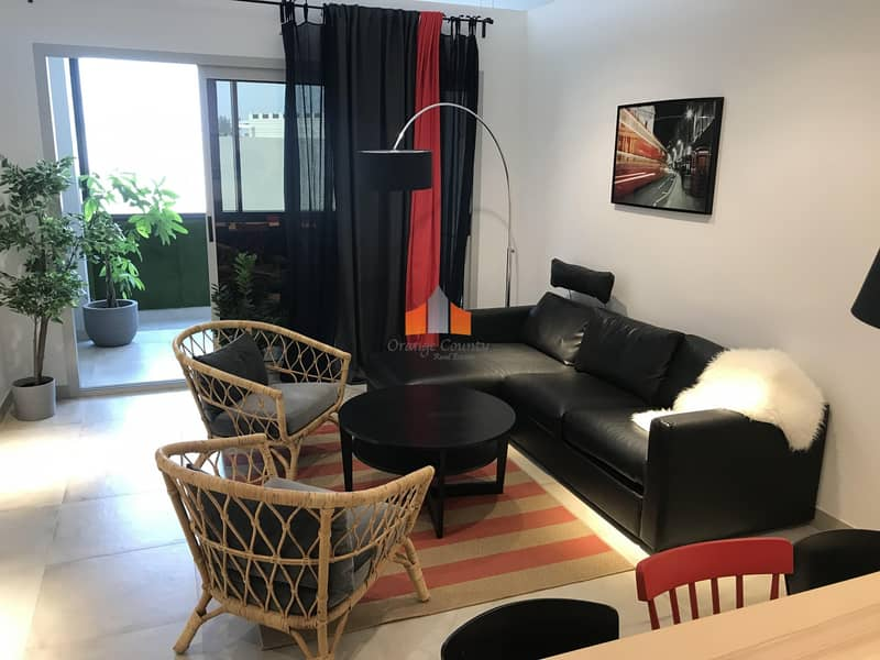 22 PAY AED 38750 and Book your Beautiful high end community apartment