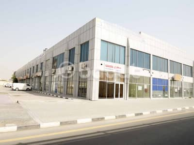 Shop for Rent in Industrial Area, Sharjah - SHOP For Rent 80K . . 3 Month FREE . . NO COMMISSION