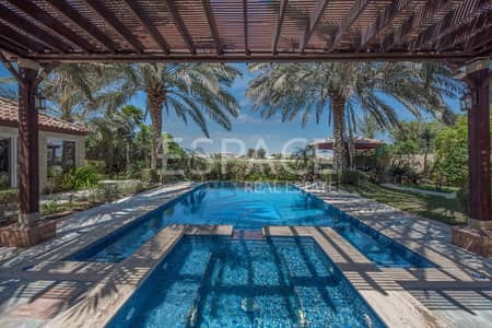 5 Bedroom Villa for Sale in Arabian Ranches, Dubai - Upgraded 5 Bed - Large Plot on Golf Course