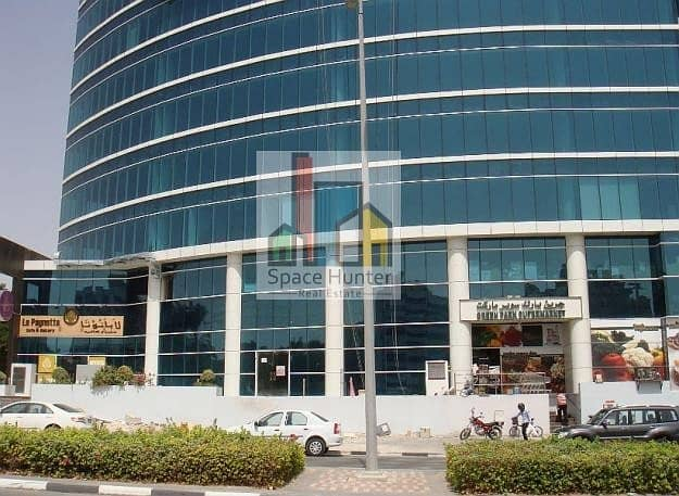Shell and Core Office for sale in DSO