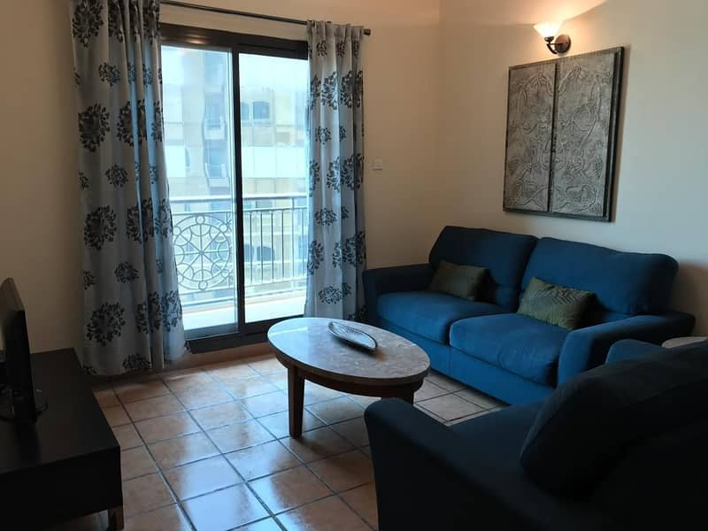 2 BR behind the Mall of Emirates
