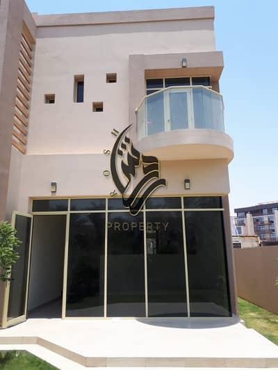 تاون هاوس 4 غرفة نوم للبيع في دائرة قرية جميرا JVC، دبي - Good Deal I Rented I G+2 JVC TH I park view
