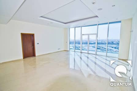 3 Bedroom Apartment for Rent in Palm Jumeirah, Dubai - 3 Bed + Study | Atlantis View | Type B