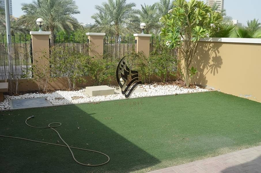10 READY 2 Beds I Corner Nakheel TH I Park view