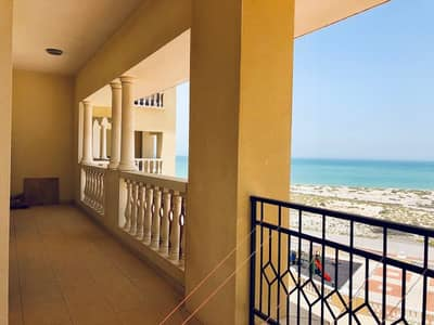 2 Bedroom Flat for Rent in Al Hamra Village, Ras Al Khaimah - BALCONY2