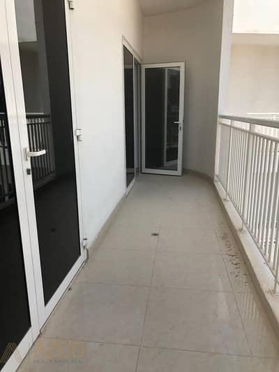 فلیٹ 1 غرفة نوم للايجار في قرية جميرا الدائرية، دبي - Amazing 1BHK with Direct Access to Roof