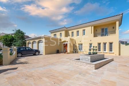 فیلا 7 غرفة نوم للبيع في المرابع العربية، دبي - Fully Upgraded Type 12 - Unique Property