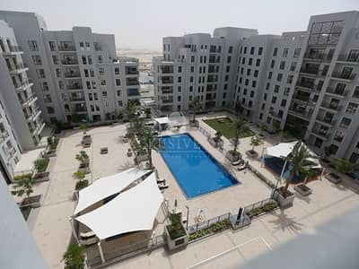 3 Bedroom Flat for Sale in Town Square, Dubai - Spacious 3 Bedroom for sale with Pool View