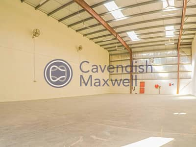 Warehouse for Rent in Dubai Investment Park (DIP), Dubai - 10M Height I New Insulation I Excellent Condition