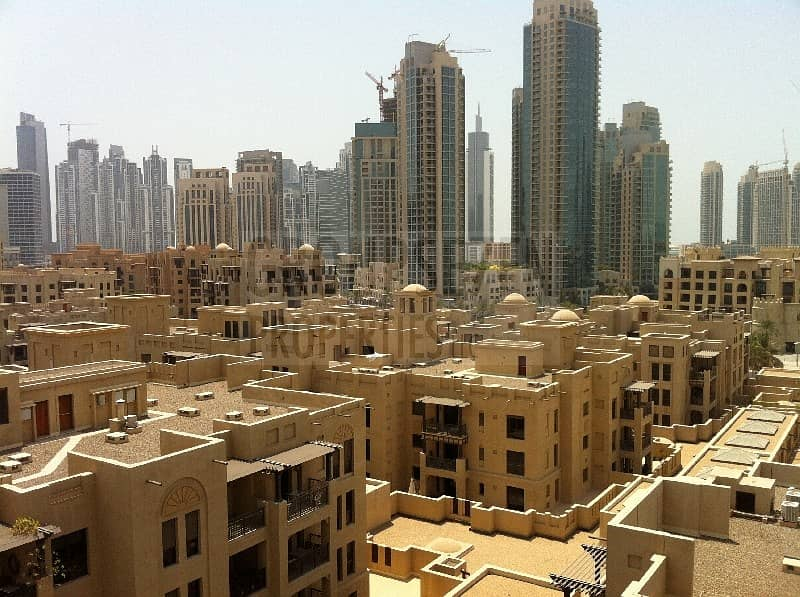 2 Bed Apartment for Rent in Reehan 1 Old Town Dubai | Bayut com