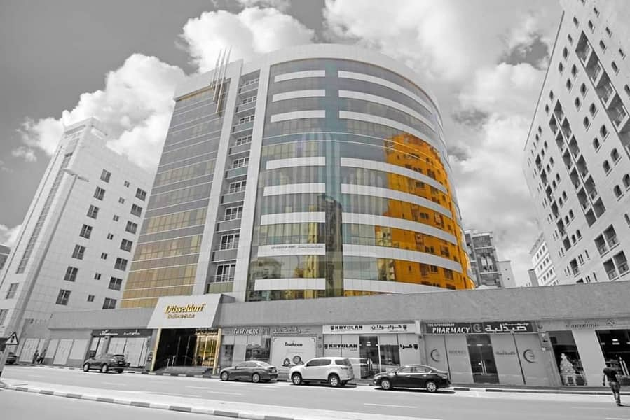 Fitted offices to let in Al Barsha-1 near The Mall of the Emirates