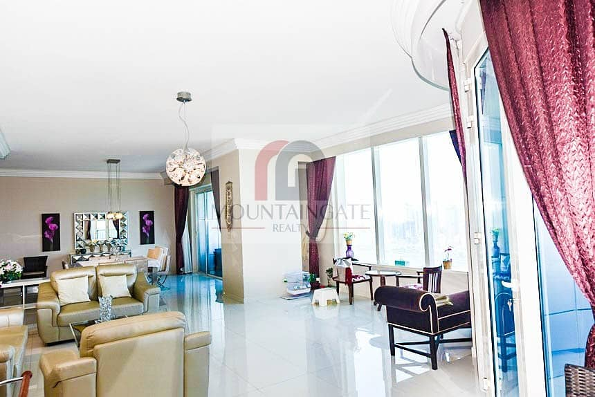 2 Furnished Masterful Design/Modern luxury