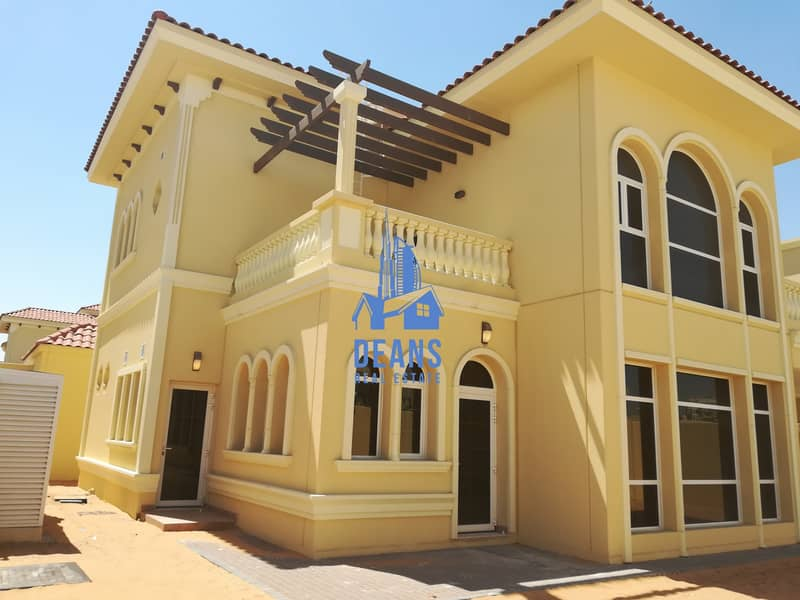 HOT DEAL!! FOR SALE INDEPENDENT BRAND NEW 3 MASTER BEDROOM VILLA IN BAWABAT AL SHARQ MALL BANIYAS