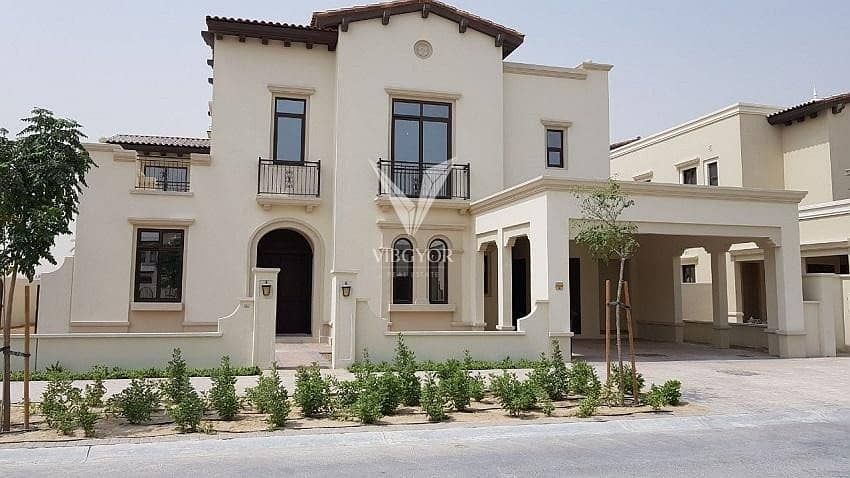 4 Bed Brand New Type 1 Independent Villa