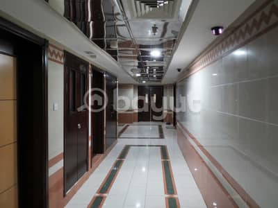 3 Bedroom Flat for Rent in Al Taawun, Sharjah - 3B/R For 53K in ALTaawun . . ONE Month FREE . . No Commission . . FREE GYM & Swimming pool