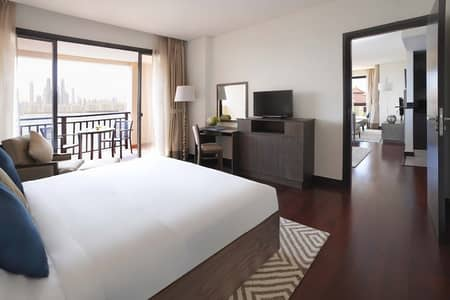 2 Bedroom Hotel Apartment for Rent in Palm Jumeirah, Dubai - Fully Serviced and All Inclusive - 2 Bed