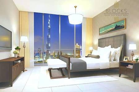 فلیٹ 2 غرفة نوم للبيع في وسط مدينة دبي، دبي - Decent deal! 2BR|Higher floor|BLVD Crescent