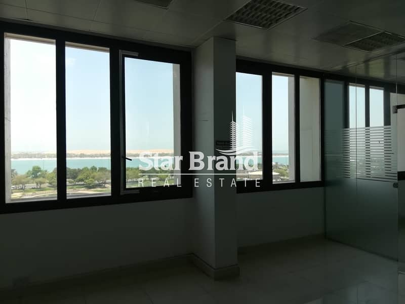 2 OFFICE SPACE FOR RENT IN CORNICHE ROAD