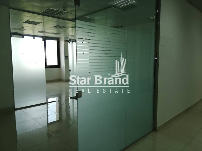 13 OFFICE SPACE FOR RENT IN CORNICHE ROAD