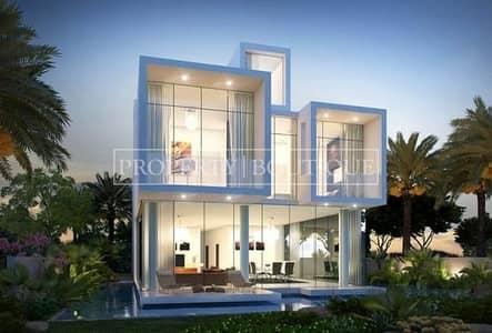فیلا 3 غرفة نوم للبيع في أكويا أكسجين، دبي - Below OP | 3Bed + Maid | Akoya Oxygen