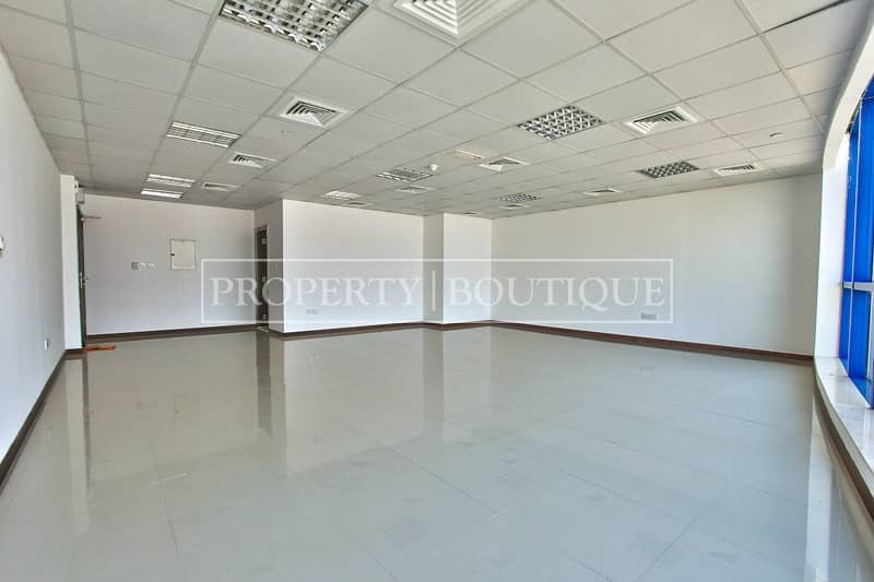 2  Fitted Office with Beautiful views