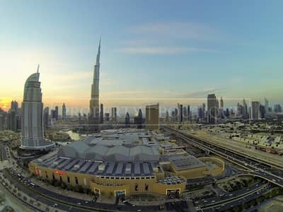 فلیٹ 1 غرفة نوم للبيع في وسط مدينة دبي، دبي - 1 Bed | 02 Unit | Burj Khalifa and Fountain Views