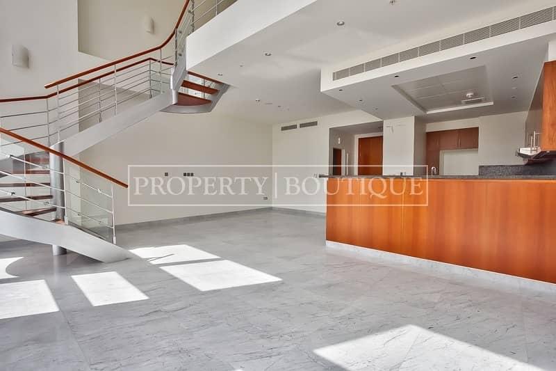 Brand New | Vacant 3BR Duplex Unit | Central Park