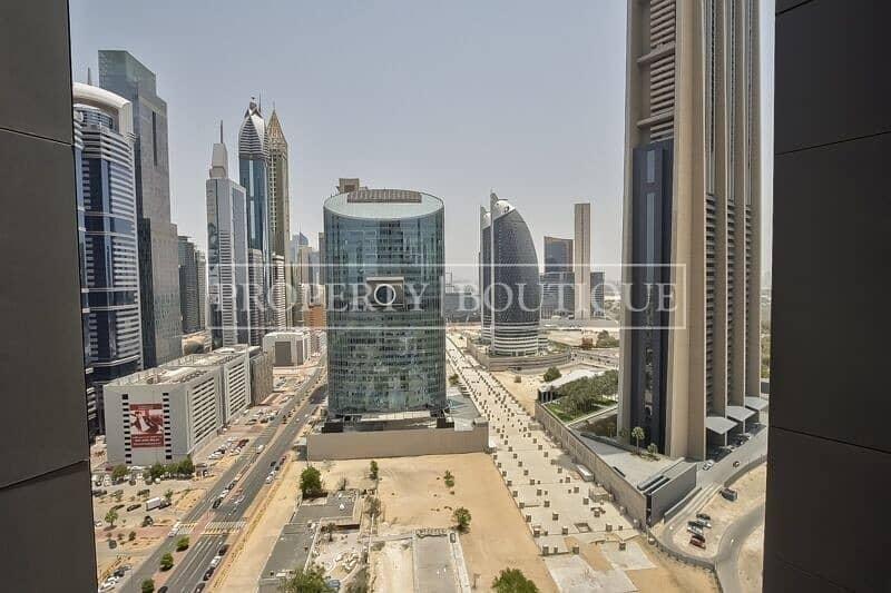 10 Gate avenue view |  Type D | Vacant on Transfer