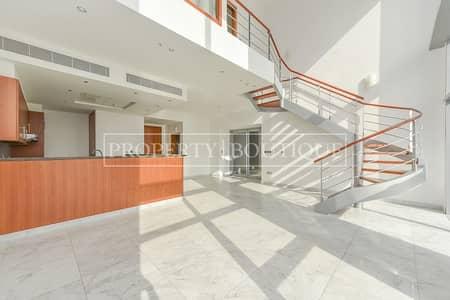 فلیٹ 2 غرفة نوم للبيع في مركز دبي المالي العالمي، دبي - Rare 2 Bedroom Duplex with Terrace | Central Park
