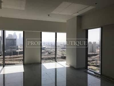 فلیٹ 1 غرفة نوم للبيع في مركز دبي المالي العالمي، دبي - Best Deal for Corner 1 Bed